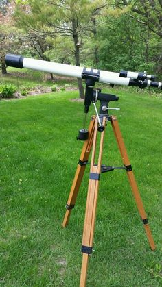 1960's Monolux 60mm Refracting Telescope