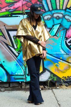 Black + Gold (via chicityfashion.com)