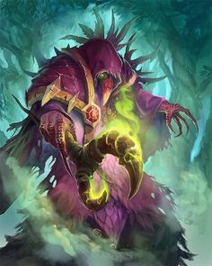 Dark Arakkoa - Hearthstone: Heroes of Warcraft Wiki