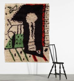 After Pablo Picasso, La Serrure Carpet, Wright Auction House