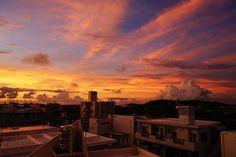 Insane Okinawan sunset [2994x2000][oc]