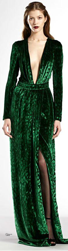Gucci ● Velvet Gown