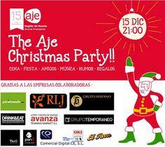 Blog de AJE Región de Murcia_ JUEVES 15/12/2011/ Fiesta de Navidad AJE Región de Murcia