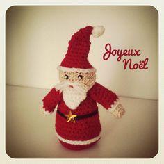 Santa Crochet