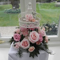Large round vintage birdcage dressed with beautiful fresh flowers #largeroundvintagebirdcagedressedwithfreshflowers #vintagebirdcagehire #dressedbirdcage #vintagebirdcagedressed #birdcage #weddinghire #luxurywedding #luxuryevent #bespokewedding #bespokevent #intimatewedding #intimateevent #hertfordshireweddinghire #bedfordshireweddinghire #essexweddinghire #buckinghamshireweddinghire #londonweddinghire #stylishwedding #stylishevent #vintagewedding #vintageevent
