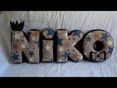 """Буквы-подушки, декор для кроватки малышка, """"Мягкая страна"""", Курск"""