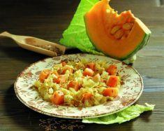 Cavolo stufato con la zucca - Tutte le ricette dalla A alla Z - Cucina Naturale - Ricette, Menu, Diete