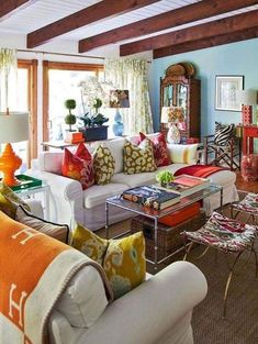 Awesome Eclectic and Bohemian Living Room Ideas Decorations and Remodel livingroomideas livingroomdecorations livingroomfurniture 529524868686930420 Bohemian Living Rooms, Eclectic Living Room, Eclectic Decor, Home Living Room, Living Room Designs, Living Room Decor, Eclectic Style, Eclectic Design, Apartment Living