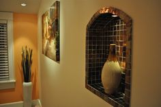 1000 images about art niche on pinterest wall niches - Decorative wall niche ideas ...