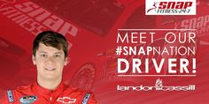 Landon Cassill is our next guest on Fan4Racing Fan2Fan NASCAR & Race Talk, on Monday, September 15, 2014 at 9 pm ET. Call 347-996-5176 during the LIVE broadcast with any questions/comments. Con...  http://fan4racing.com/2014/09/15/landon-cassill-teams-with-snap-fitness-to-help-fans-train-like-a-nascar-driver/