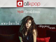 """Style Breakdown: Son Dam Bi's """"Dripping Tears"""""""