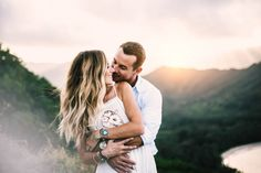This-Couple's-Koolauloa-Hawaii-Anniversary-Shoot-Free-Trip-Paradise-2