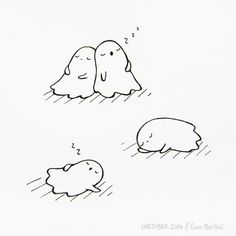 Drawing Book Cartoon Luxury Philiptenigam Minds Planner Sticker Ideas In 2019 Ghost Cartoon, Cute Cartoon, Tired Cartoon, Halloween Drawings, Halloween Art, Doodle Sketch, Doodle Art, Cartoon Drawings, Easy Drawings