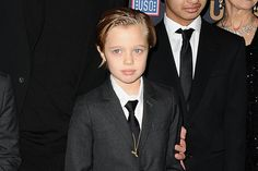 Editor's Note: Out of respect to John Jolie-Pitt's gender identity, we, like many other publications, referred to the eight-year-old using...