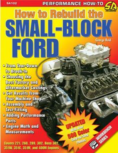 ford small-block rebuild: torque specs, sequences, and alignment 1965  mustang,