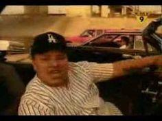 LA RAZA , KID FROST First big succes of chicano rap , Primero exito del rap chicano A CULT VIDEO ! Orale