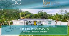 Listings To Leads - A full real estate marketing and lead generations system Sarasota Real Estate, Fenced In Yard, Island Life, Virtual Tour, Real Estate Marketing, Open House, Backyard, Gate, Outdoor Decor