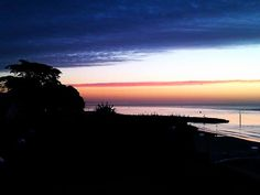 #MyColourOfSummer - early morning colours in Dorset