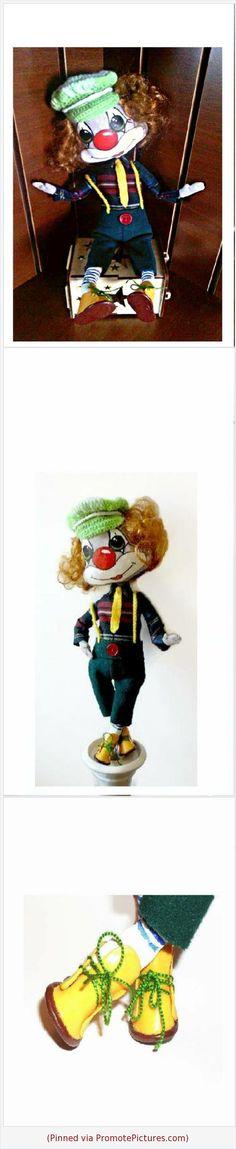 #clowndoll #circusdoll #ragdoll #clownfigurine #artdollclown #colorfuldoll #clownartdoll #clowgift #vintageclowndoll #partyclown https://www.etsy.com/AMdollstoys/listing/522789775/clown-doll-circus-doll-rag-doll-clown?ref=related-1  (Pinned using https://PromotePictures.com)