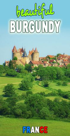 Burgundy France, Historical Sites, In This Moment, Age, Beautiful