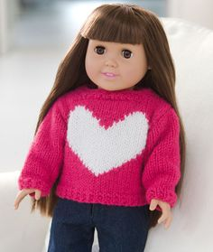 Love My Doll Sweater