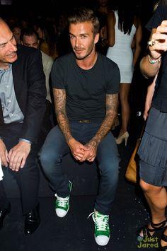 Blue Steel Beckham
