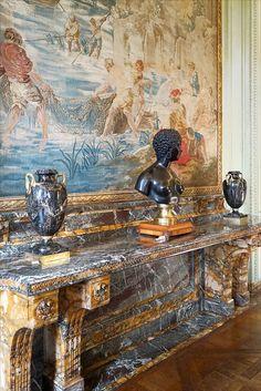 La salle à manger (Musée Nissim de Camondo, Paris)   Flickr - Photo Sharing!