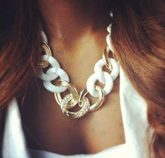 This is such a cute necklace classy like a boss