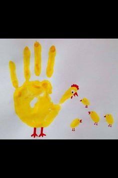Preschool farm crafts, farm animal crafts, kid crafts, easter crafts for . Easter Art, Easter Crafts For Kids, Baby Crafts, Toddler Crafts, Fun Crafts, Arts And Crafts, Paper Crafts, Camping Crafts, Toddler Art Projects