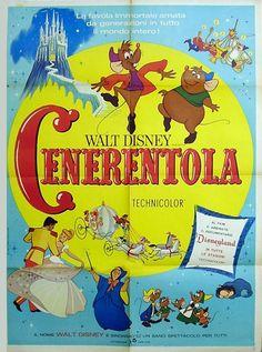 Cenerentola 2 e 4 fogli terza edizione italiana 1967