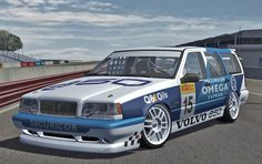 Virtual Stance Works – Volvo 850R '97 (Diffrent models) | Swedish Fanatics  Pinned onto Volvo 850 TunedBoard in Volvo 850 Category