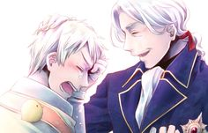 Hetalia - Prussia and Fritz❤