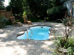1000 ideas about piscine creus e on pinterest pools ground pools and toil - Petite piscine creusee ...