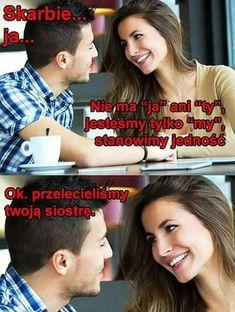 Polish Memes, Im Depressed, Funny Mems, Man Humor, Best Memes, Funny Cute, Haha, Have Fun, Jokes