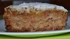 Оригинальный яблочный пирог — проще не бывает!
