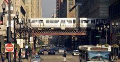 Como andar em Chicago #viagem #ny #nyc #ny #novayork