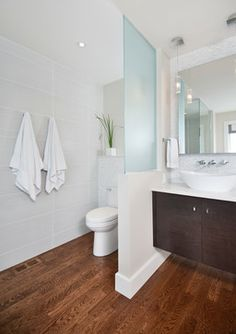 Ordinaire Beechfern Ave Modern Bathroom