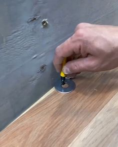 Woodworking Techniques, Woodworking Projects Diy, Diy Wood Projects, Diy Home Repair, Home Repairs, Useful Life Hacks, Diy Home Improvement, Diy Furniture, Diy Home Decor