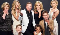 Todd Chrisley's Granddaughter Pulled From Show — But He Retains Custody…