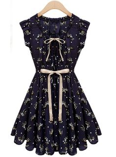 Black Chiffon Dress http://udobuy.com/goods-10162.html