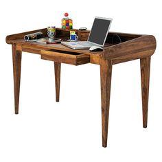 finebuy design esstisch sheesham massivholz 175x100x76 cm, Esszimmer dekoo