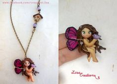 butterfly fairy by LisaCreations