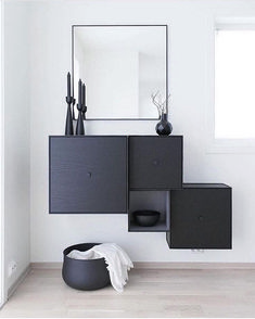 by Lassen owns the rights to the designs of two of Denmark's greatest architects - Mogens & Flemming Lassen. Check out the by Lassen App: Bedroom Minimalist, Minimalist Furniture, Minimalist Interior, Minimalist Decor, Modern Interior, Interior Design, Minimalist Apartment, Scandinavian Interior, Interior Styling