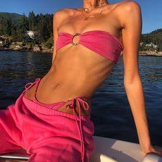 2020 Women Swimsuits Bikini Leopard Print Bikini Bottoms Elegant One P – cabbageral Cute Swimsuits, Cute Bikinis, Women Swimsuits, Neon Bikinis, Vintage Swimsuits, String Bikinis, Brasilianischer Bikini, Bikini Bottoms, Bikini Beach