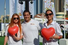 Wishing you a happy valentine's Day at Dubai Food Carnival !