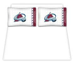 NHL Colorado Avalanche Sheet Set
