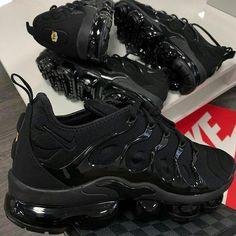 "84d9a1b887516 it lit. on Instagram  "" drippn"". Black Shoes SneakersAll Black Nike ..."