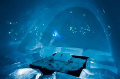 The World's Best Ice Hotels—Where the Rooms Are as Cold as They Are Beautiful