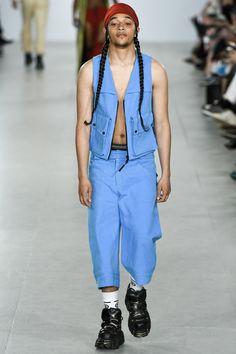 Nasir Mazhar Spring 2017 Menswear Collection Photos - Vogue