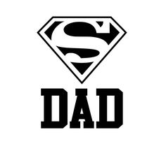 SUPER DAD Vinyl Decal - Superman RTIC Tumbler Yeti Rambler Car Decal Wall Decal Tumbler Decal Cup Decal by OwlsomeCraftsShop on Etsy https://www.etsy.com/listing/516678254/super-dad-vinyl-decal-superman-rtic